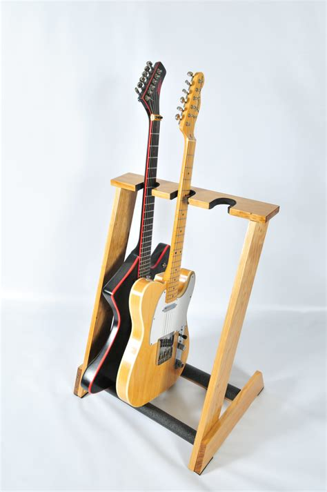 woodworking guitar stand handcrafted wooden guitar stand from allwood stands