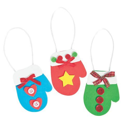 mitten crafts for mitten ornament craft kit trading