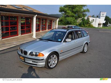2000 Bmw 323i Wagon 2000 titanium silver metallic bmw 3 series 323i wagon