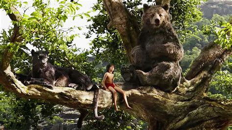 pictures of jungle book the jungle book awkwardly mixes outstanding cgi with a