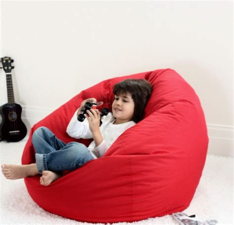 Big Bean Bag Chairs For by Big Bean Bag Chairs For Frasesdeconquista