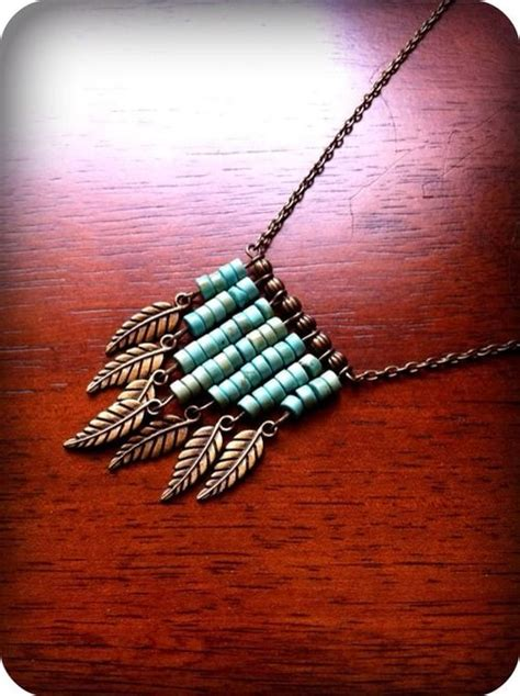 own jewelry ideas found this beautiful necklace here here is how to make