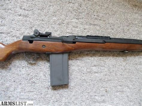 Armslist For Sale Springfield M1a Scout Model 308 Wood