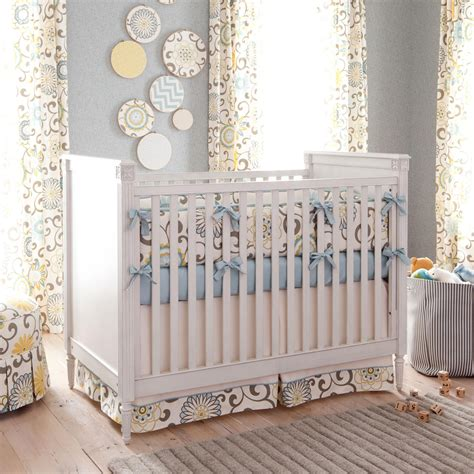 baby crib bedding sets design spa pom pon play crib bedding gender neutral baby