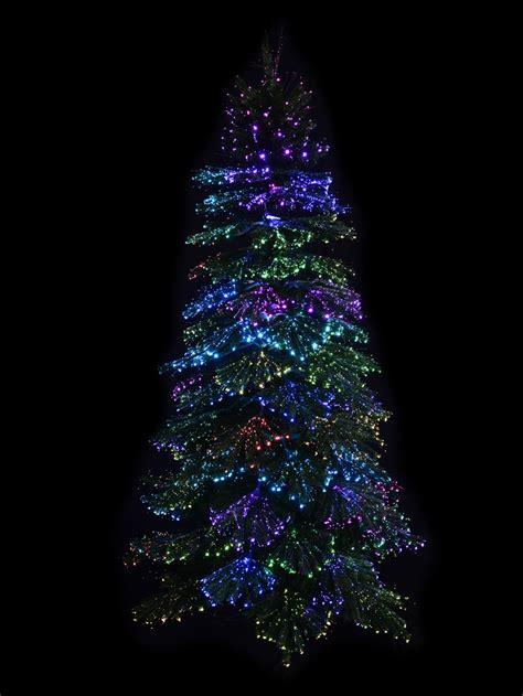 static tree lights dynamic starry static light fibre optic tree 2