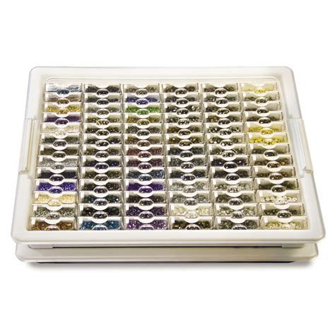 bead organizers and storage containers tiny container bead storage tray jo