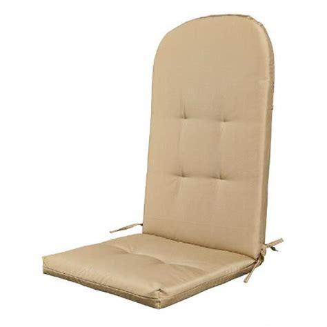 indoor adirondack chair solid color adirondack indoor outdoor chair cushion
