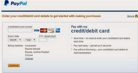 can you make a paypal with a debit card how to create and verify paypal account in india the