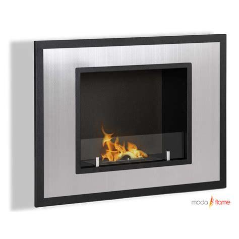 wall mounted ethanol fireplace moda wall mounted ethanol fireplace