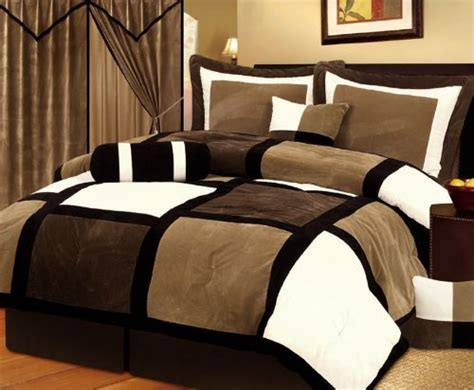 how to set a bed top 10 rich chocolate brown comforters for a bedroom