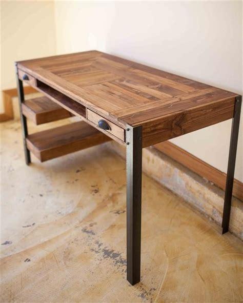 wooden desks for 25 best ideas about wooden desk on desks