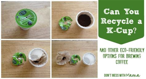 How to Recycle K Cups   Don't Mess with Mama