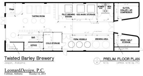 nano brewery floor plan floorplan feedback