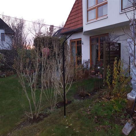 Der Garten Profi by Katzenzaun Im Garten Vom Katzennetz Profi Katzennetze Nrw Der