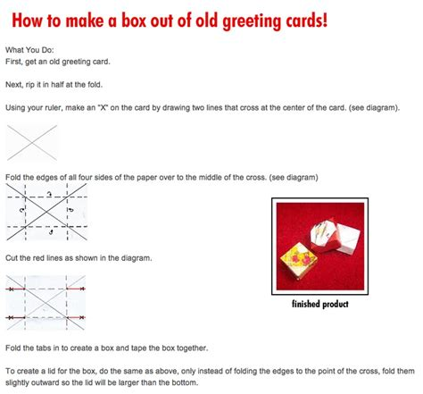how to make boxes out of card 17 best images about greeting cards boxes on