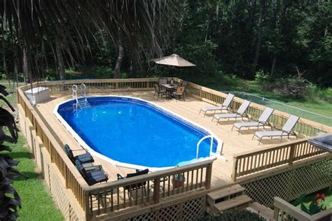 backyard pools above ground backyard above ground pool 28 images pool backyard