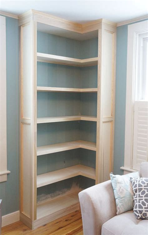 built in bookshelves diy best 25 custom bookshelves ideas on built in