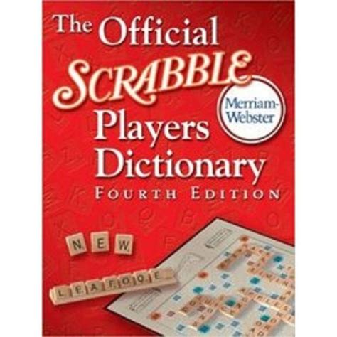 scrabble dictionary 4th edition reference books buy pay on delivery jumia nigeria