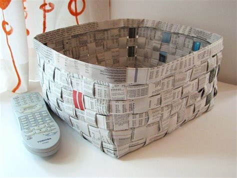 paper recycling crafts recycling paper for home decor 30 creative craft