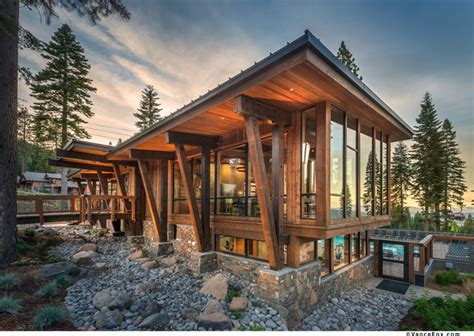 the modern tree tree house northstar amenity building modern exterior