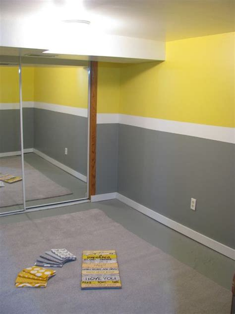 paint colors yellow and grey 17 best images about chevron zig zag stripes on