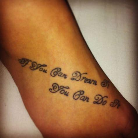 my disney quote tattoo tattoos pinterest disney