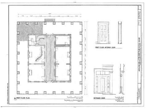 plantation house floor plans oak alley plantation inside oak alley plantation house plans historic home floor plans