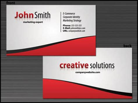 make a business card design your own business cards tips and tutorials
