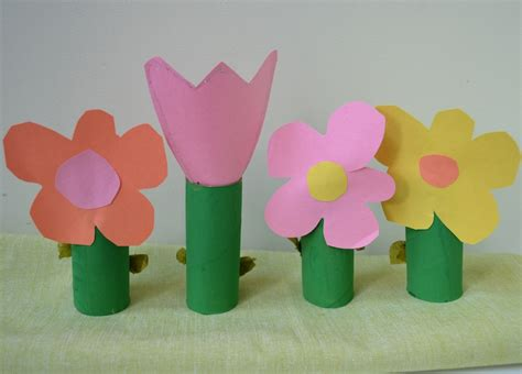 flower arts and crafts for 6 flower inspired arts and crafts projects to welcome