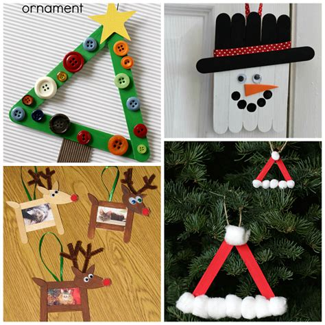 popsicle stick crafts for to make 1000 images about ideas 1 on santa
