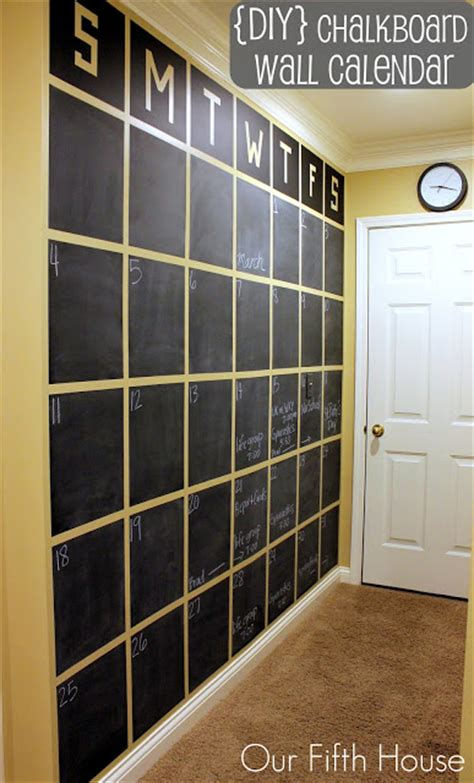 chalkboard diy 25 practical office organization ideas and tips for the