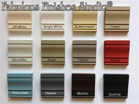 chalk paint colors on furniture clay mineral chalk paint fabulously finished