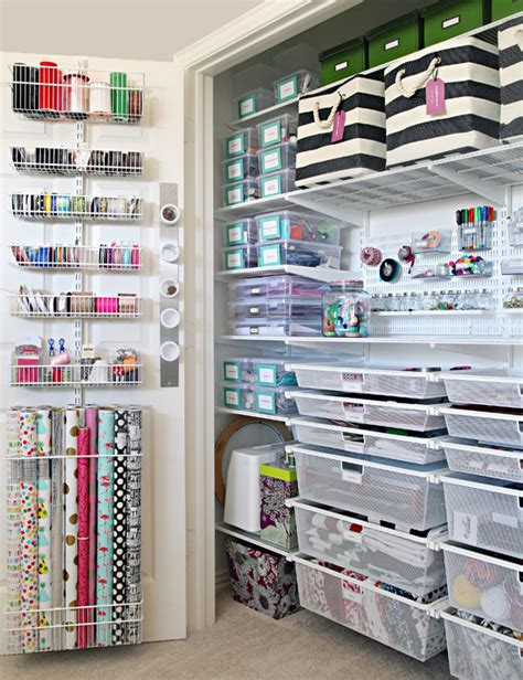 and crafts storage iheart organizing the ultimate craft closet organization