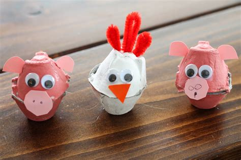 egg crafts for egg animal craft design ideas ideas arts and