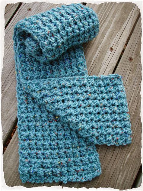 scarf pattern free this stitch scarf free pattern