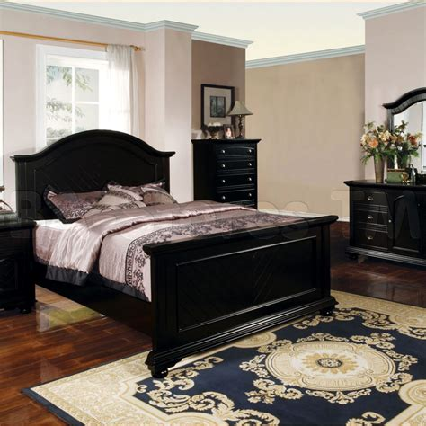 black and wood bedroom furniture solid wood black bedroom furniture