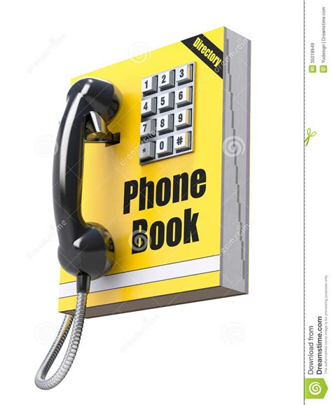 phone book picture phone book concept royalty free stock images image 35018949