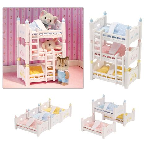 calico critters bunk beds calico critters baby bunk beds the breast cancer site