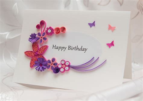 how to make a pretty birthday card the collection of unique and pretty birthday cards your