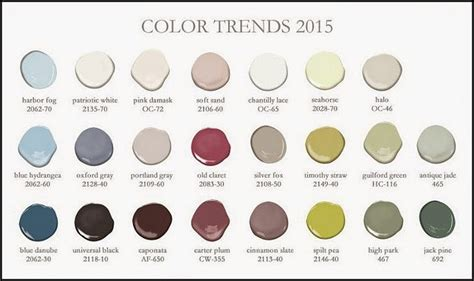 benjamin paint colors interior paint color and color palette ideas with pictures