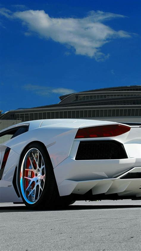 Car Wallpaper Portrait by Lamborghini Iphone Backgrounds 72