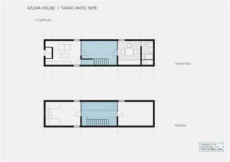 tadao ando floor plans and architecture tadao ando and azuma house