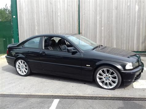2002 Bmw 3 Series Coupe by 2002 Bmw 3 Series 318ci Se Coupe Petrol Automatic