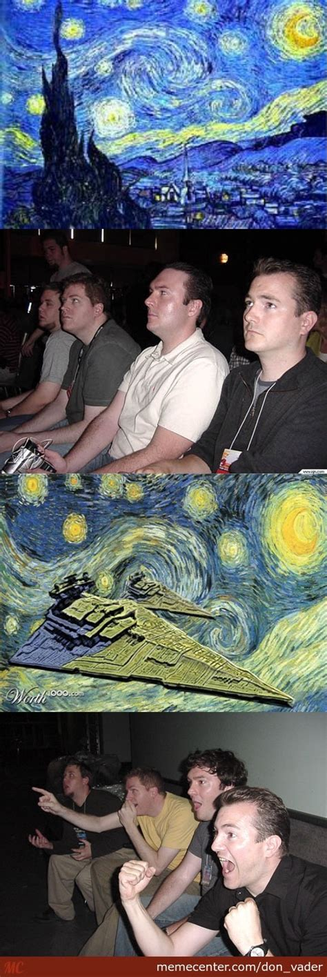 paint nite meme f ck yeah make any painting cooler by ading wars by