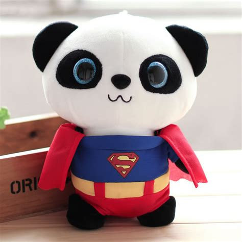 superman stuffed animal panda stuffed animal batman superman
