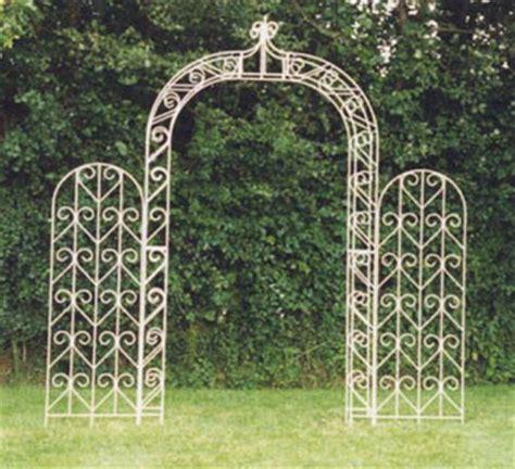 White Garden Arch Uk White Garden Arch Photograph White Garden Arch