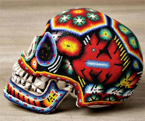 mexican beaded skulls beaded skulls my inspiration