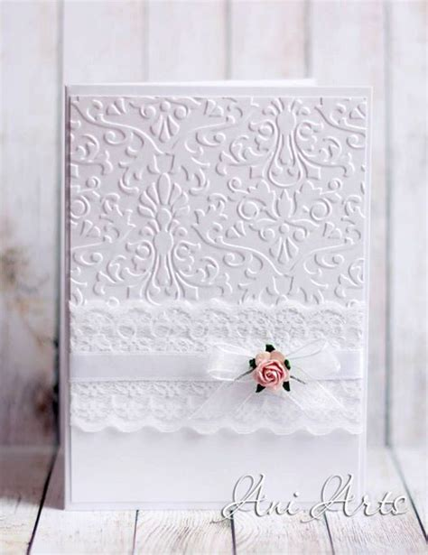 how to make invitation card for wedding 25 best ideas about wedding cards handmade on