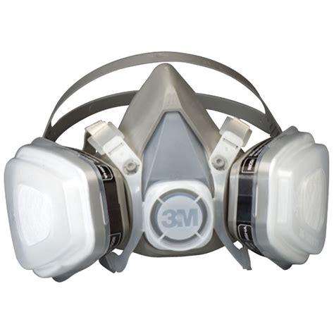 spray painter mask 3m 07193 large disposible dual cartridge respirator mask