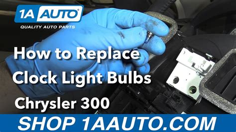 service manual how to replace 2006 chrysler 300 enginge variable solenoid broke 2006 how to replace install clock light bulbs 2006 chrysler 300 youtube